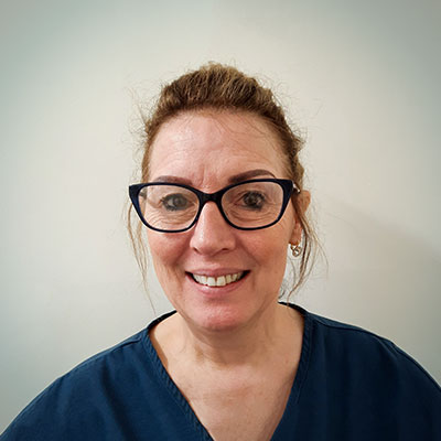 Julie Jenkins Mooroolbark dental surgery assistant