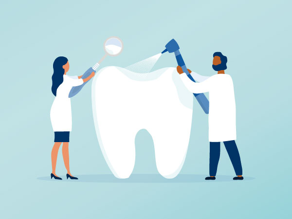 What does a dental checkup include (List)at a dentist in Mooroolbark?